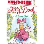 Katy Duck, Flower Girl by Alyssa Satin Capucilli