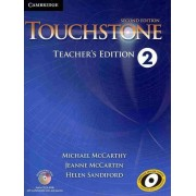Touchstone Level 2 Teacher's Edition with Assessment Audio CD/CD-Rom by Michael McCarthy