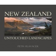 New Zealand Untouched Landscapes Pocket Edition by Petr Hlav