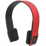 Manhattan Freestyle Wireless Headphones Red (178754)