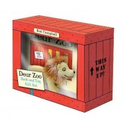 Dear Zoo Book and Toy Gift Set by Rod Campbell