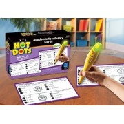 4 Pack EDUCATIONAL INSIGHTS HOT DOTS ACADEMIC VOCABULARY CARD