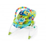Ležaljka za bebe Merry Sunshine Multicolor 10316 KIDS II