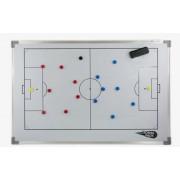 Tabla tactica magnetica fotbal 90x60cm