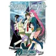 Rosario+Vampire, Vol. 10 by Akihisa Ikeda