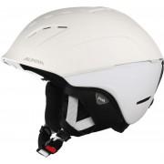 Alpina Spice Helmet white matt Ski- & Snowboardhelme