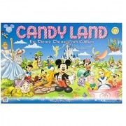 Disney Parks Exclusive Candyland Theme Park Edition Game