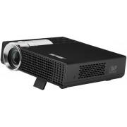Videoproiector ASUS Ultra-light P2E, Portabil, WXGA (Negru)