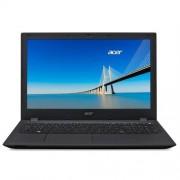 """Acer Aspire E15 ES1-571-C8EG intel-2957U(1.40 GHz) 4GB 500GB 15.6"""" FHD matný DVDRW integ.graf. Win10 čierna 2r"""