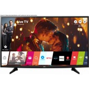 LG 43UH610V, LED-TV, 108 cm (43 inch), 2160p (4K Ultra HD), Smart TV