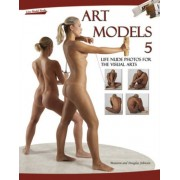 Art Models 5: Life Nude Photos For The Visual Arts (Dvd-Rom)