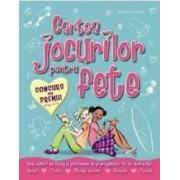 Cartea jocurilor pentru fete - Lisa Miles Robyn Neild