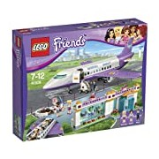 Lego 41109 Heartlake Airport Building Set, Pack Of 692 Pieces