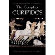 The Complete Euripides by Peter Burian
