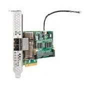 TARJETA CONTROLADORA PCIE3 X8 HP SMART ARRAY P441/4GB FBWC 12GB 2-PORTS EXTERNOS SAS