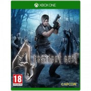 Resident Evil 4 Remastered HD Xbox One