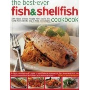 The Best-Ever Fish & Shellfish Cookbook by Kate Whiteman