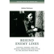 Behind Enemy Lines by Juliette Pattinson