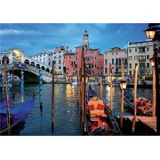 D-Toys Around the World - Venice Jigsaw Puzzle, 1000-Piece by D-Toys