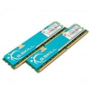 Mémoire PC 2 x 2 Go DDR2-800 PC2-6400 CL4