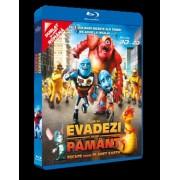 Escape from Planet Earth:Brendan Fraser,Sarah Jessica Parker,Jessica Alba - Cum sa evadezi de pe pamant (Blu-Ray)