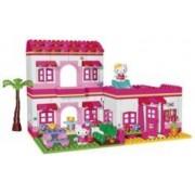 Mega Bloks Jeu de construction Hello Kitty Mega Bloks - Maison de plage
