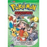 Pokemon Adventures, Vol. 21 by Hidenori Kusaka