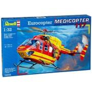 """Revell Modellbausatz 04402 - Eurocopter """"Medicopter 117"""" en escala 1:32 [Importado de Alemania]"""