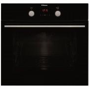 Cuptor electric incorporabil Hansa BOES68465, clasa A, 66 litri, display digital, negru
