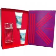 Kenzo L'Eau Par Kenzo Комплект (EDT 50ml + BL 50ml + SG 50ml) за Жени