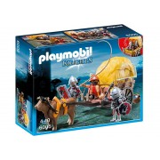 6005 Playmobil Cavaleri Soim Cu Trasura Camuflata