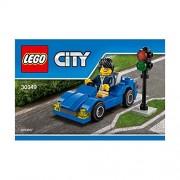 LEGO City Blue Car 30349 polybag by LEGO