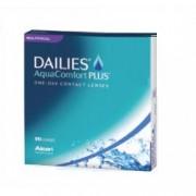 Focus Dailies Aqua Comfort Plus Multifocal (90 lenses/box - 1 box)