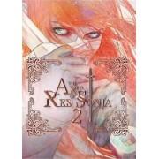 Art of Red Sonja Volume 2 by Jay Anacleto
