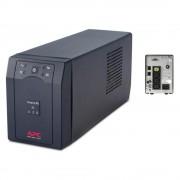 UPS APC SC620I Smart-UPS SC line-interactive / aprox.sinusoida 620VA / 390W 4 conectori C13 (APC)