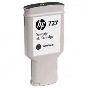 Hp 727, (c1q12a) Matte Black Original Ink Cartridge