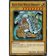 Yu-Gi-Oh! - Blue-Eyes White Dragon (SDDC-EN004) - Structure Deck: Dragons Collide - Unlimited Edition - Common