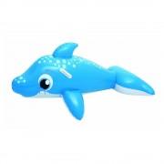 Delfin felfújható hullámlovagló, 157x89 cm