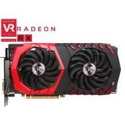Placa video MSI Radeon RX 580 Gaming X+, 8G, DDR5, 256 bit