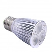 WPOWER LED izzó E27, spot, 285 Lm, 90 fok