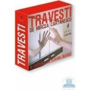 Audiobook 4CD - Travesti - Mircea Cartarescu