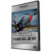 P-51 Mustang vs. ME-109 Infruntarea. Dueluri aeriene
