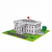 Wisehawk Buckingham Palace 392PCS World Famous Buildings Blocks
