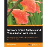Network Graph Analysis and Visualization with Gephi by Ken Cherven
