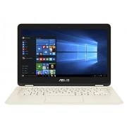 Asus UX360CA-C4150T 13.3-inch Laptop (Core m3-7Y30/4GB/128GB/Windows 10/Integrated Graphics), Gold