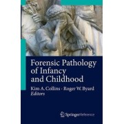 Forensic Pathology of Infancy and Childhood by Roger W. Byard