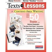 Texts and Lessons for Content-Area Writing by Nancy Steineke