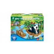 Joc Educativ - Fereste-Te De Crocodili