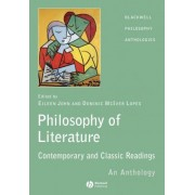 The Philosophy of Literature by Eileen John