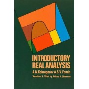 Introductory Real Analysis by A. N. Kolmogorov